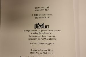 Betalæser - Ørnbøls ABC