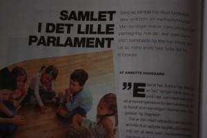 Demokrati i børnehøjde