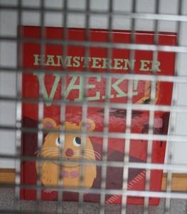 Hamsteren er væk