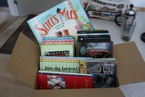 Seriebøger til børn