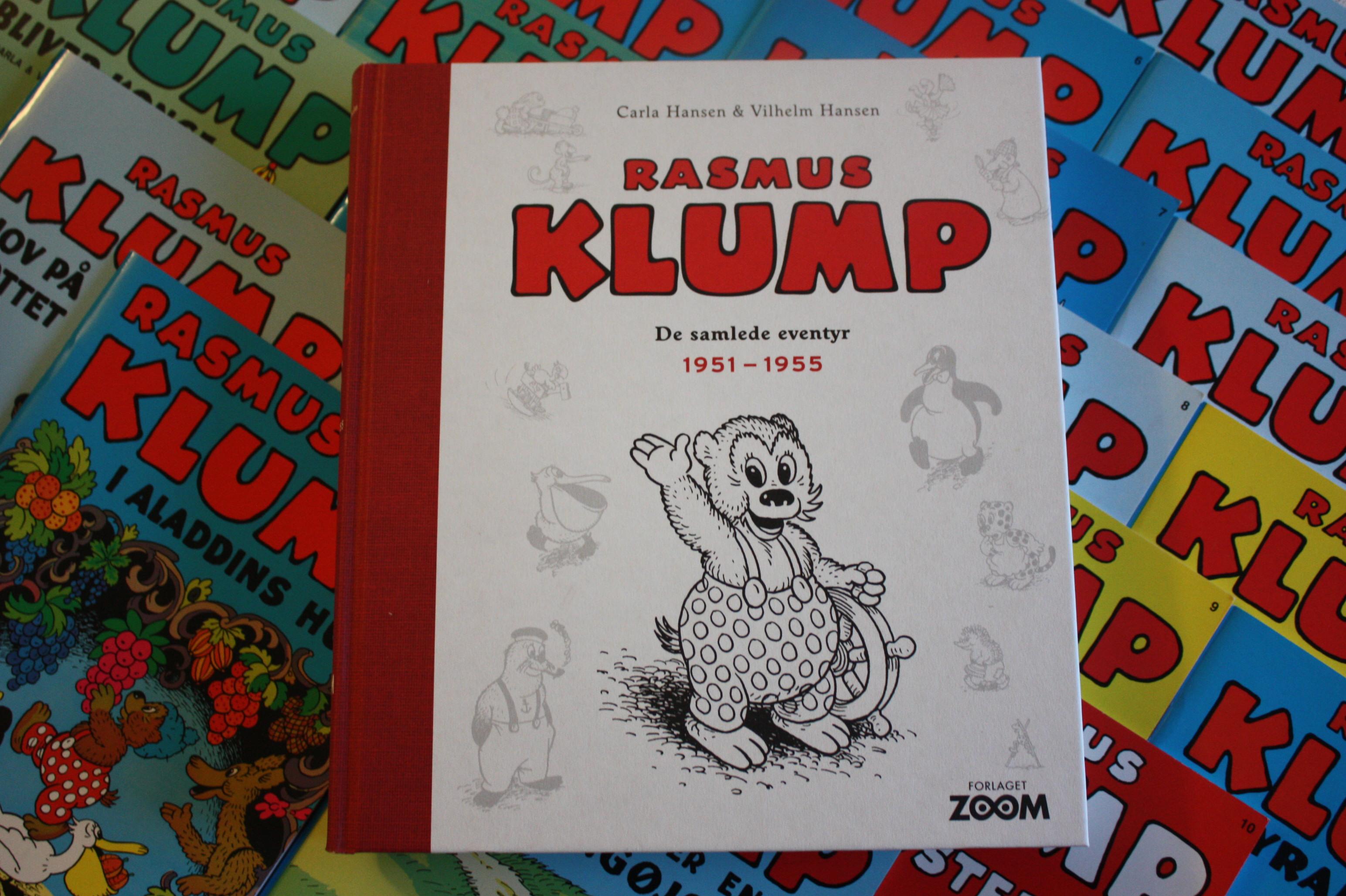 Rasmus Klump. De samlede eventyr 1951-1955
