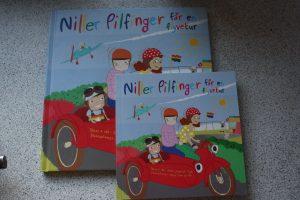 Niller Pilfinger får en flyvetur 2. udgave