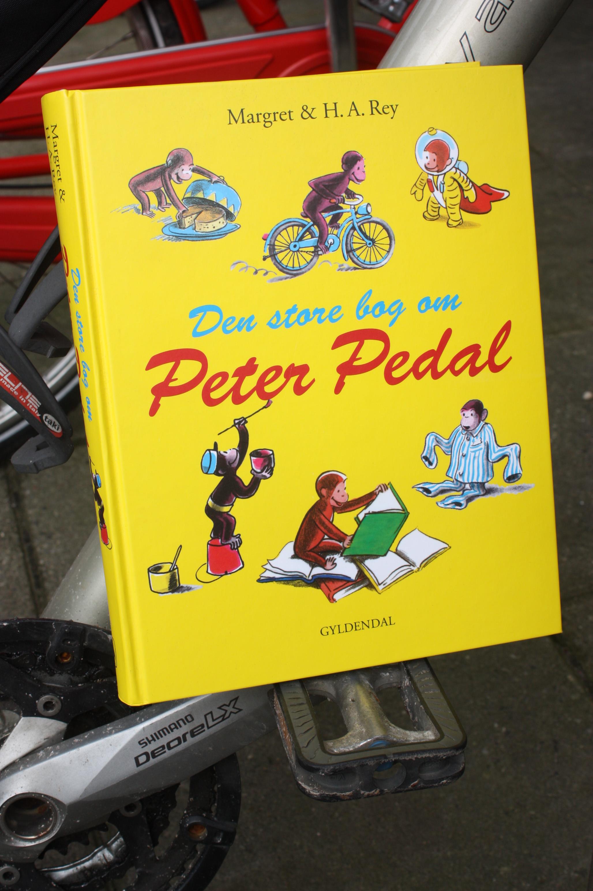 Den store bog om Peter Pedal