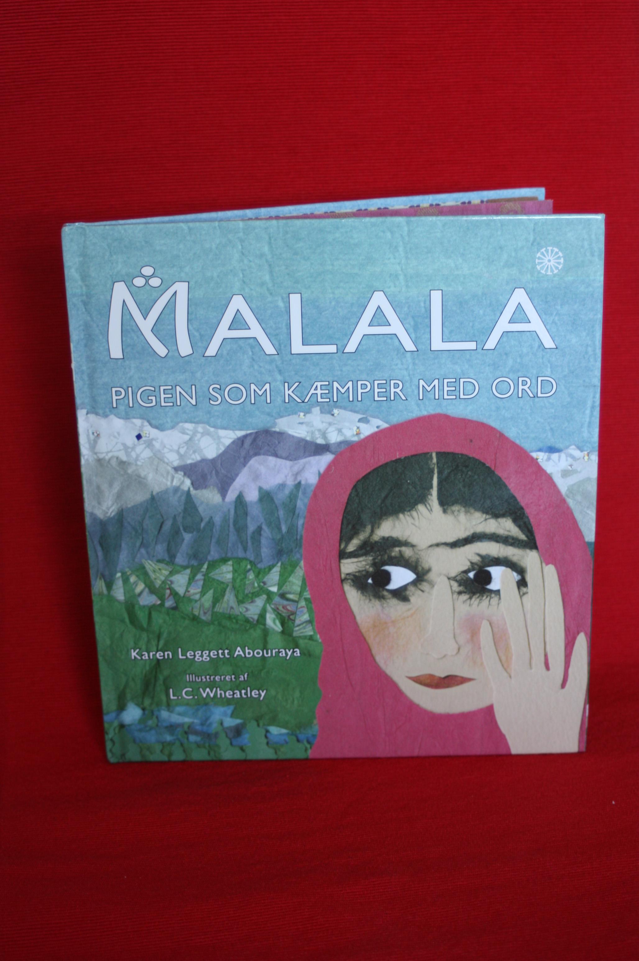 Malala - pigen som kæmper med ord