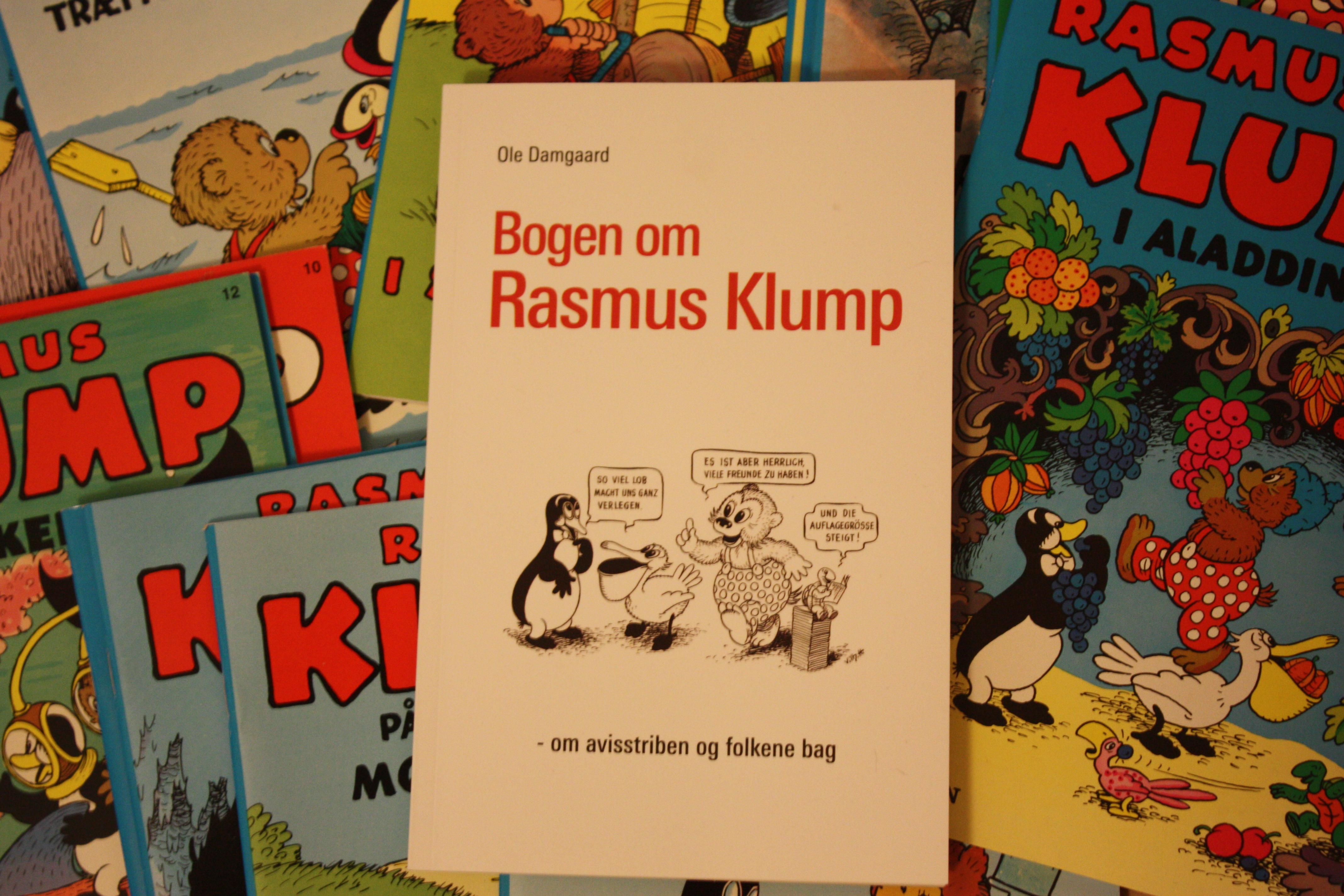 Bogen om Rasmus Klump 2014