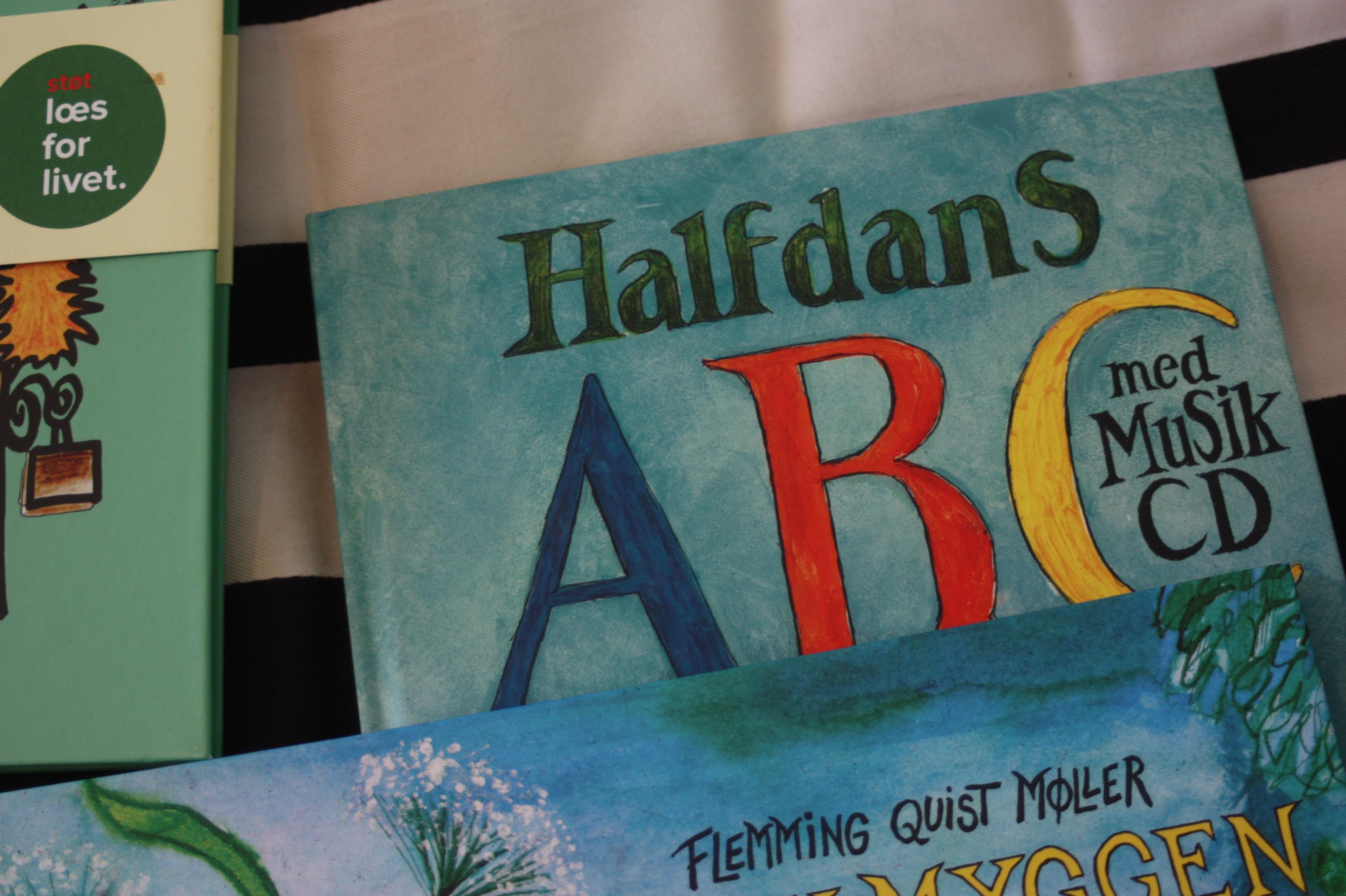 Halfdans ABC 50
