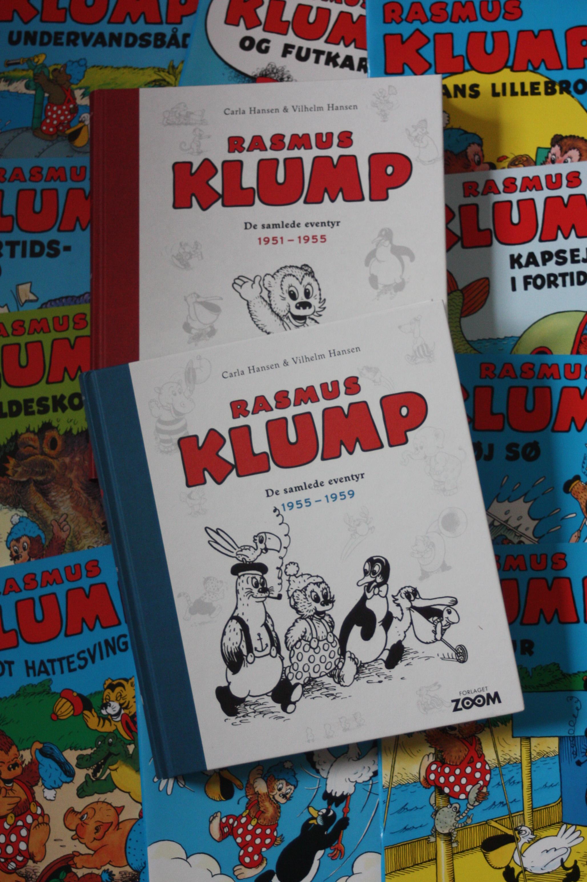 Rasmus Klump. De samlede eventyr 1955-1959